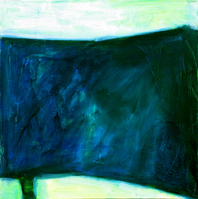 Sans Titre (2005) : technique mixte sur Toile   50 x 50 cm.